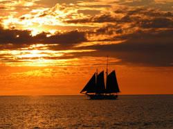 Broome Sunset Broome Wa