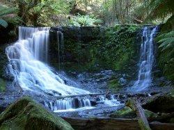 4wd Car Rental >> TASMANIAN WATERFALLS, TASMANIA