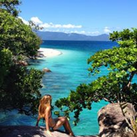Fitzroy Island Queensland: FITZROY ISLAND, FITZROY ISLAND, GREAT BARRIER REEF, FAR