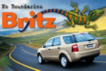 Britz Australia Car Rentals - Far North Queensland, Queensland, Australia