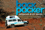 Backpacker Campervan Rentals