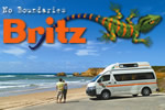 Britz Australia Campervan Hire - Sydney, New South Wales, Australia