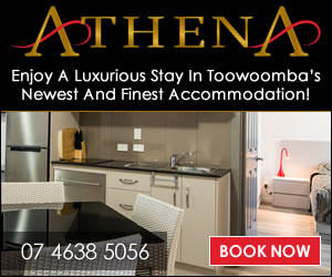 Athena Motel Apartments - Toowoomba, Queensland, Australia