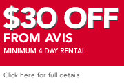 Avis Australia Car Rental