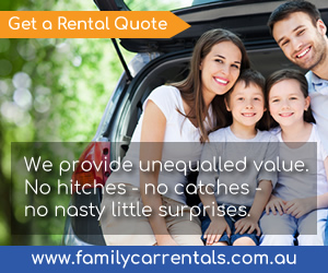Gold Coast Family Car Rentals - Gold Coast, Queensland, Australia