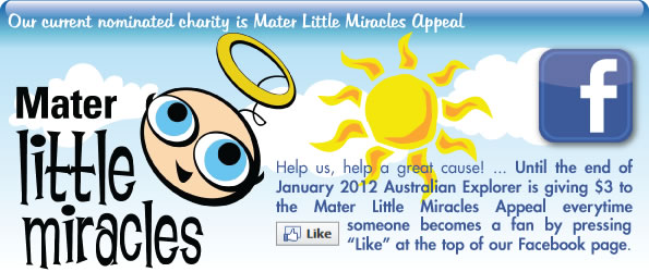 Mater Little Miracles Appeal