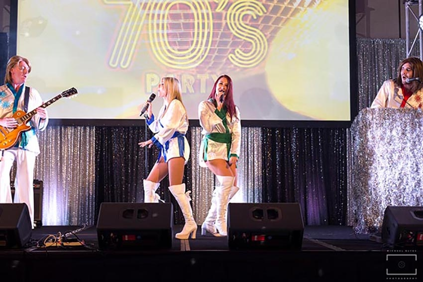 Abba Tribute Show And Dinner Cruise New South Wales