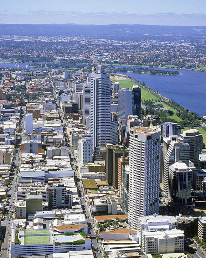 30 Minute Perth City Scenic Helicopter Flight