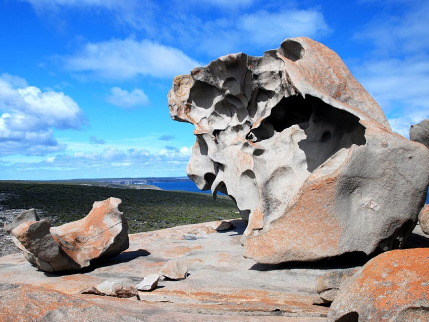 4wd Car Rental >> Kangaroo Island Overnight Tour with Return Cruise | South ...