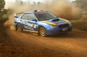 XLR8 Turbo Rally Driving Experience in SA -