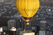 Overnight Getaway and Hot Air Balloon Flight - Melbourne CBD