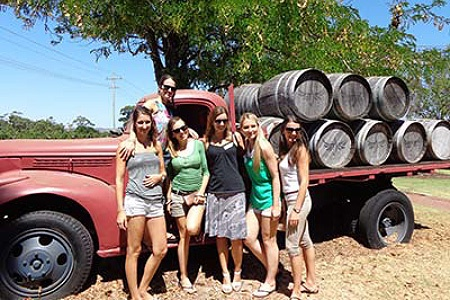 Swan Valley Afternoon Delights Winery Tour -