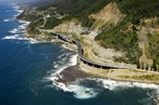 Scenic Bridge to Beaches Joy Flight in a Light Aircraft -