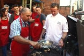 BBQ Christmas Cooking Class in Melbourne -