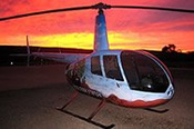 30 Minute Champagne Sunset Helicopter Flight -