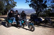 Lower Blue Mountains Harley Ride -