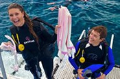 Agincourt Ribbon Reef Cruise with Introductory Scuba Dive -