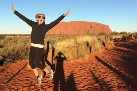 4 Day 4WD Red Centre Adventure departing Yulara -