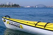 Kayaking Tour On Sydney Harbour -