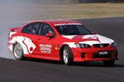 4 Hot Laps in a V8 SS Commodore - Motor Racing