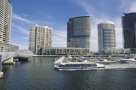 1 Hour Ports and Docklands Down River Cruise - Sailing & Yacht Charter