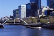 2 Hour Melbourne Highlights Up and Down River Cruise - Melbourne CBD