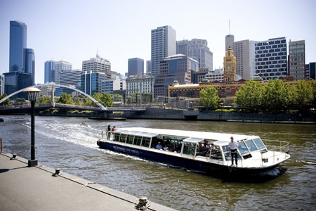 2 Hour Melbourne Highlights Up and Down River Cruise - Sailing & Yacht Charter