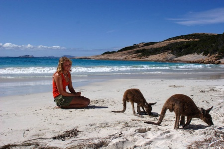 9 Day Perth to Adelaide Camping Adventure