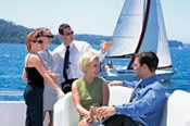 Sydney Harbour Top Deck Lunch Cruise -