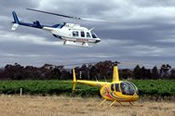 20 Minute Scenic Flight over the Barossa Valley -