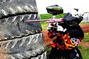 Paintball Skirmish Adventure For Ten -