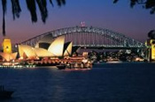 Gold Dinner Cruise on Sydney Harbour -