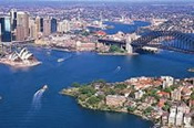 45 Minute Private Charter over Sydney -