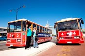 Fremantle Lunch Cruise and Sightseeing Tram Tour -