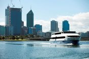 One Way Cruise between Perth and Fremantle -