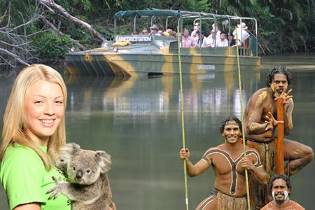 Two Day Moore Reef PLUS Kuranda Rainforestation Package - Trains