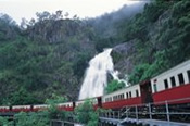 Kuranda, Scenic Rail, Rainforestation and Skyrail Including Lunch -
