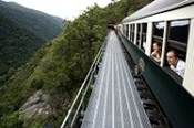 Kuranda, Coach and Scenic Rail Day Tour -