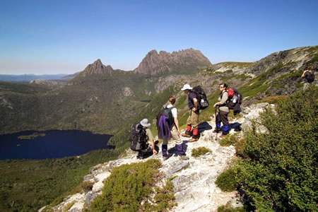 3 Day Cradle Mountain Walking Tour - Adventures