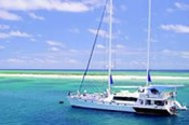 Great Barrier Reef Cruise to Michaelmas Cay -