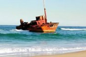 Sygna Shipwreck Adventure Tour -