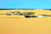 Tin City Sand Dune Adventure Tour -