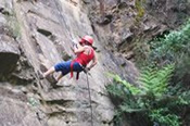 Rock Climbing and Abseiling Combo Day Tour - Melbourne CBD