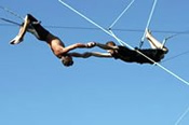 Circus Skills Flying Trapeze Workshop -