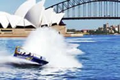 50 Minute Sydney Harbour Jet Boat Adventure - Jet Boating