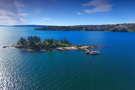 Sydney Highlights Scenic Seaplane Flight with Shark Island Beach Picnic