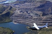 Bungle Bungle Adventurer Scenic Flight with Helicopter Tour -