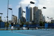 Melbourne Sports Lovers and Tennis Tour - Melbourne CBD