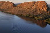 30 Minute Kununurra Ord Valley Helicopter Flight