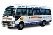Brisbane Airport Shuttle Service to/from Brisbane - Gold Coast
